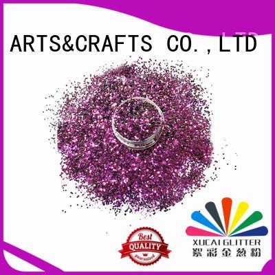 custom glow in the dark glitter maker for craft
