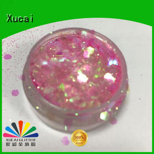 Xucai festival face glitter supplier for face and body decoration