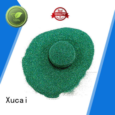 Xucai eco friendly material wholesale glitter supplier for crafts