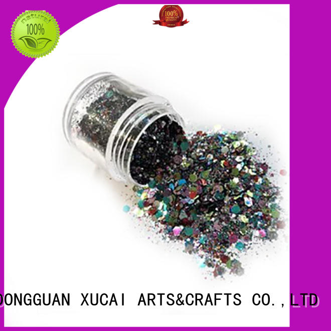 heavy fine glitter with pe inner pack for paper printing