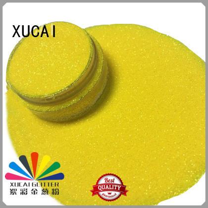 Wholesale powder cosmetic glitter XUCAI Brand