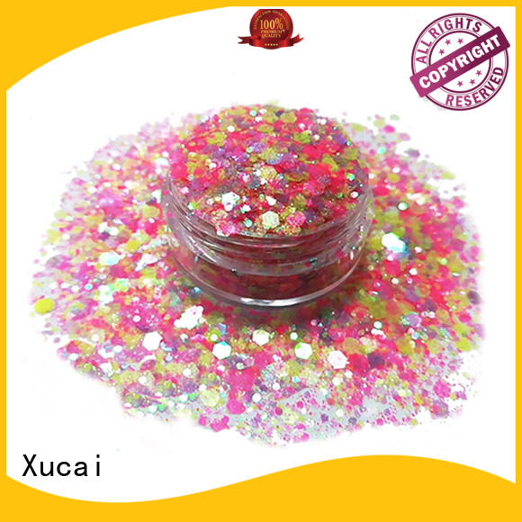 Xucai fine glitter on sale for face and body decoration