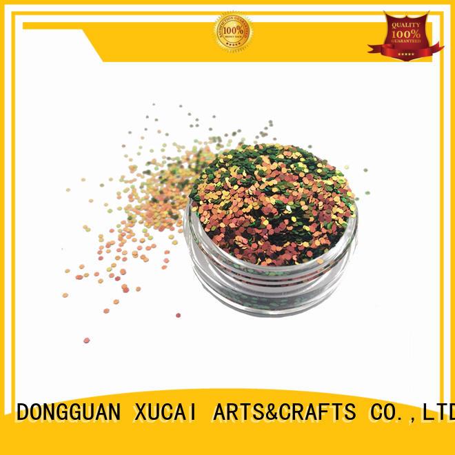 UV glitter for craft XUCAI