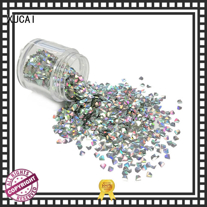 art glitter friendly XUCAI Brand glitter arts and crafts manufacture