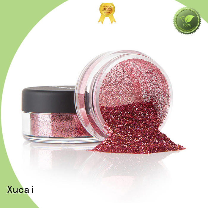 polyester metallic glitter comprar for leather