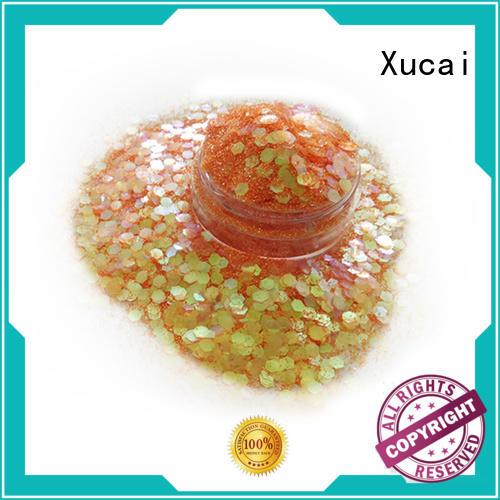 Xucai festival face glitter on sale for nail decoration