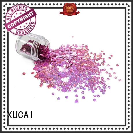 Wholesale holographic holographic glitter XUCAI Brand