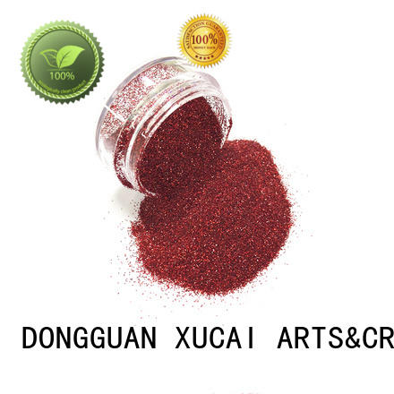 glitter online customized for arts XUCAI