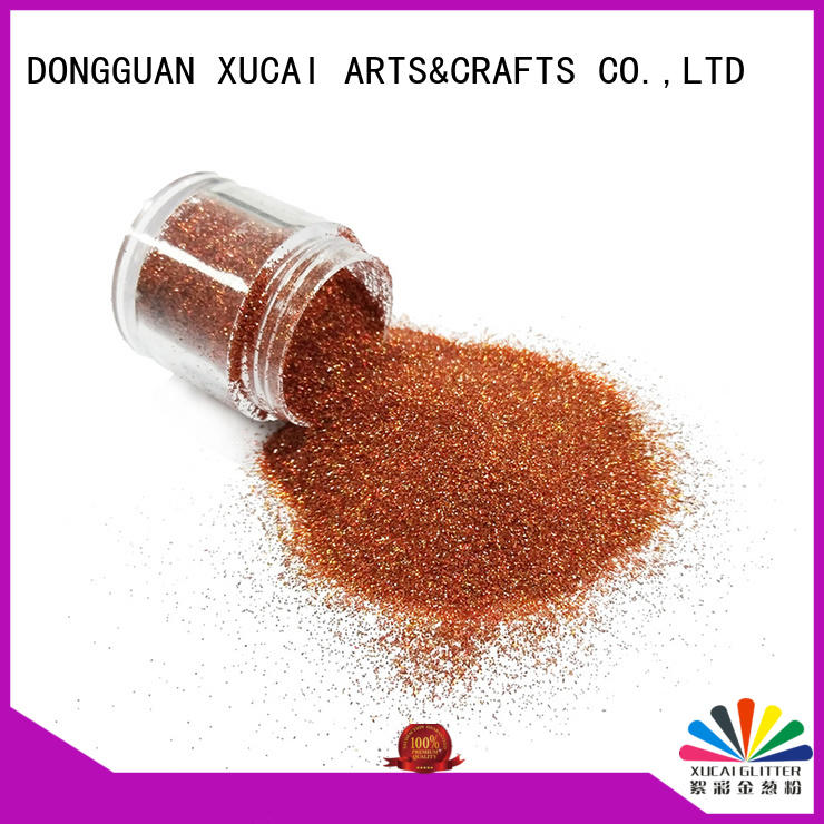 Xucai metallic glitters comprar for paper printing