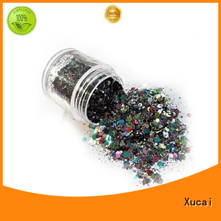 fashion glitter art with pe inner pack for leather
