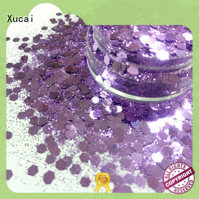 Xucai different colors chunky body glitter on sale for face and body decoration