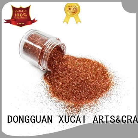 popular metallic glitter best for leather XUCAI
