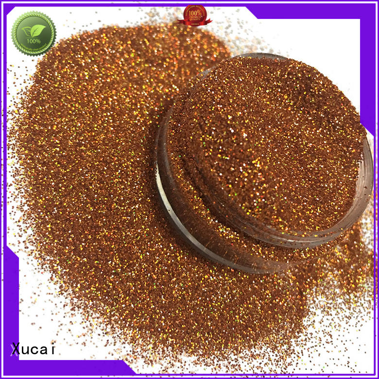 Xucai holographic glitter powder supplier for arts