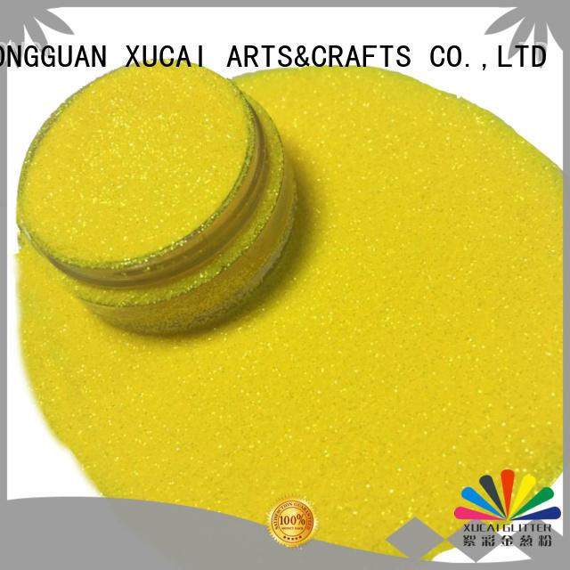 Xucai craft glitter customization for body