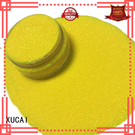 glitter powder for body XUCAI