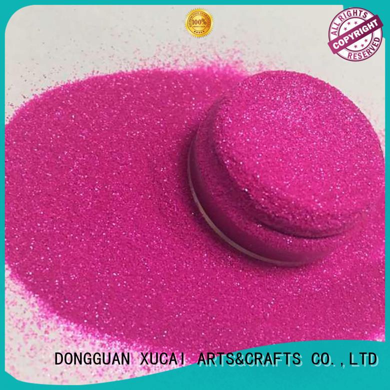 neon glitter powder for arts Xucai