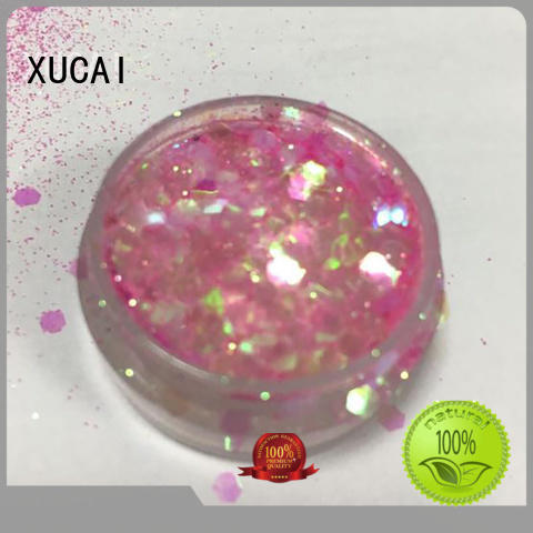 superior quality chunky face glitter supplier for face and body decoration XUCAI