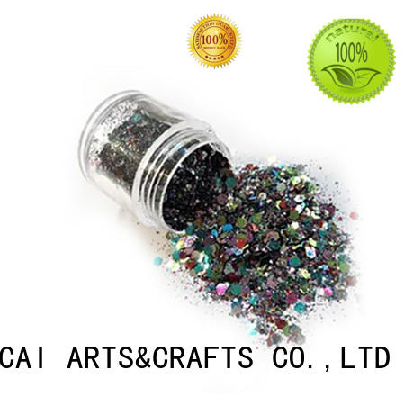 XUCAI multi color colorful glitter for decoration