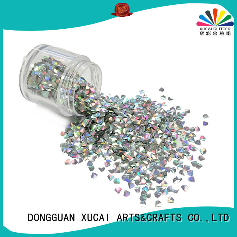 Xucai diamond wholesale glitter powder powder for printing