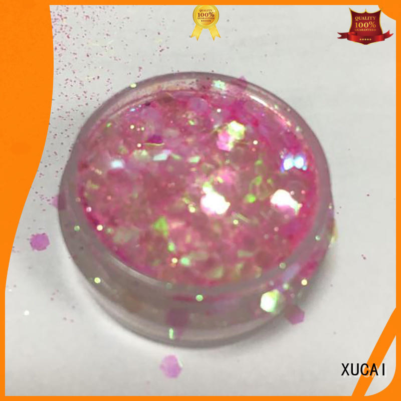 XUCAI face chunky cosmetic glitter superior quality for face and body decoration