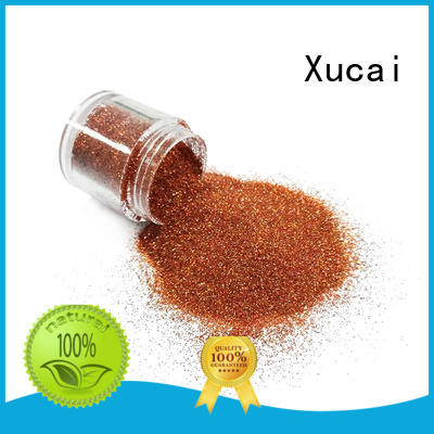Xucai metallic glitters with pe inner pack for makeup