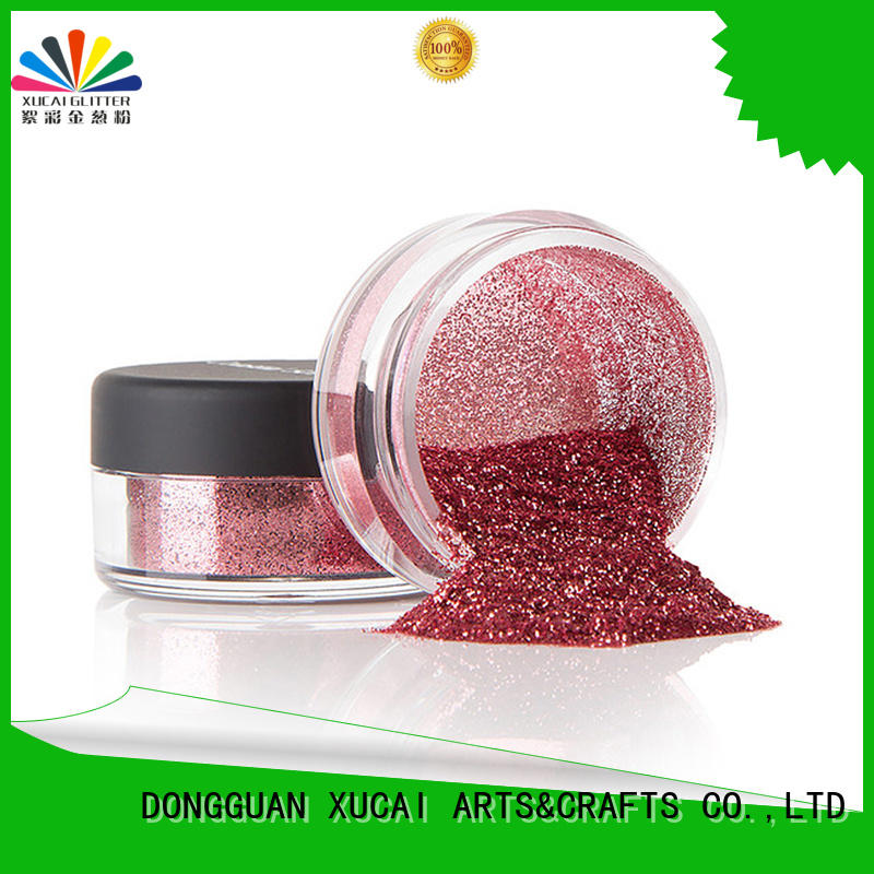 Xucai craft glitter heat resistance for fabric