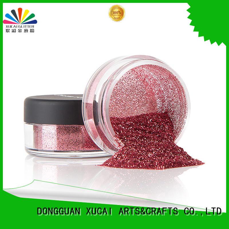 Xucai craft glitter heat resistance for fabric