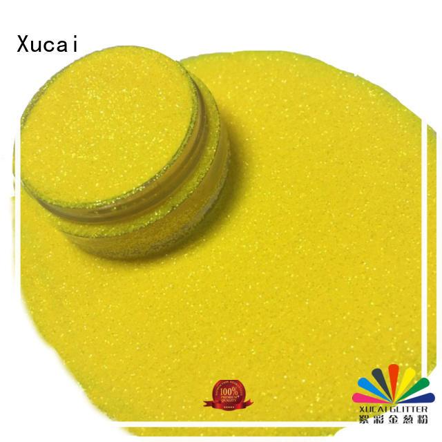 glitter manufacturer supplier for arts Xucai
