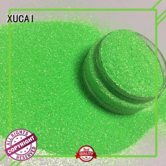 XUCAI good selling glitter manufacturer customization for arts