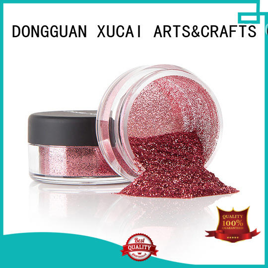 powder metallic glitters glitters decorations XUCAI company