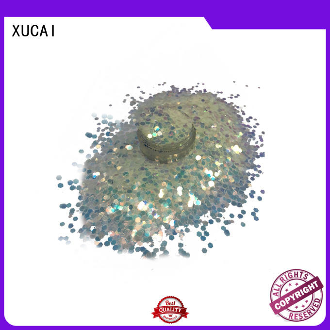 nail chunky chunky glitter vans XUCAI manufacture