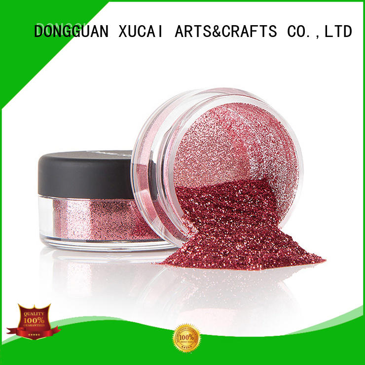 XUCAI eco friendly glitter art manufacturer for paper printing