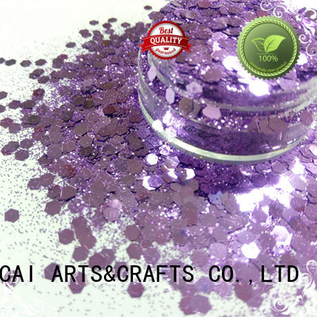 different colors craft glitter powder for face and body decoration