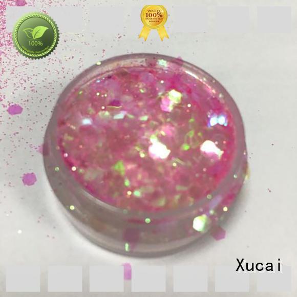 Xucai bulk chunky glitter makeup on sale for nail decoration