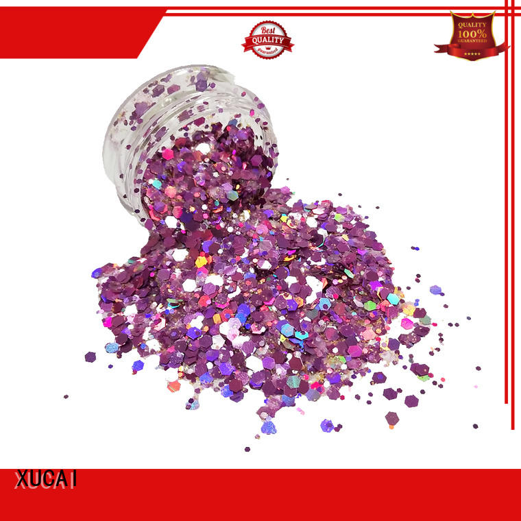 fine glitter professional for nail decoration XUCAI