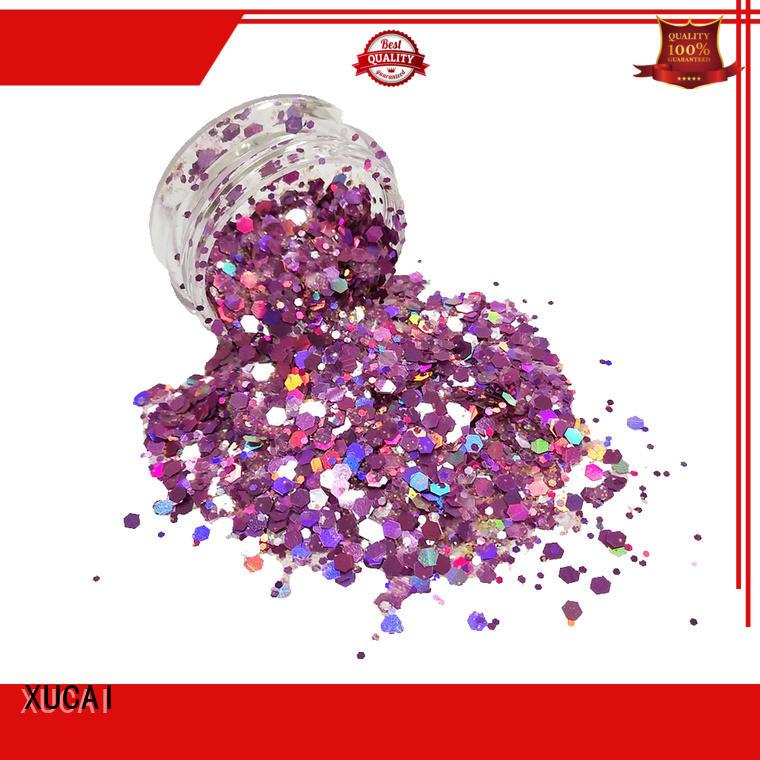 fine glitter professional for nail decoration XUCAI