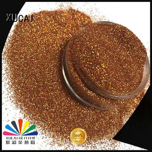 XUCAI Brand body holographic glitter super factory