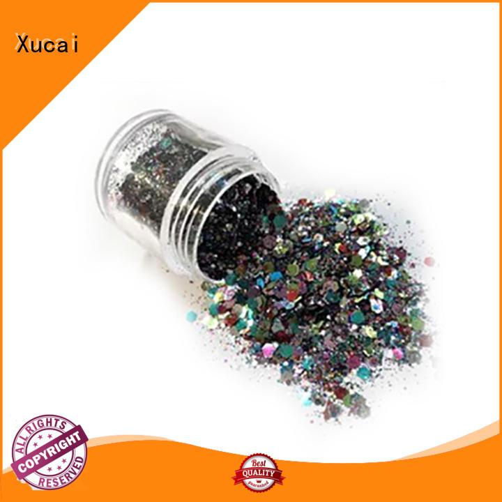 Xucai metallic glitters comprar for makeup