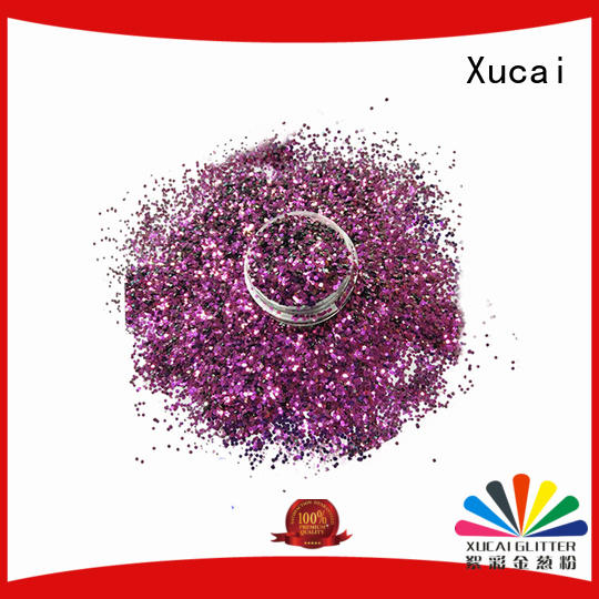 Xucai sparkle color shifting glitter for makeup