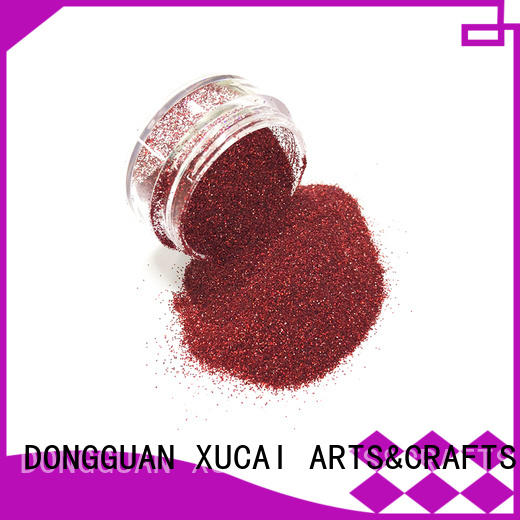 cosmetic glitter hot sale for christmas decoration XUCAI