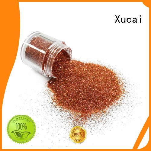 Xucai metallic glitter heat resistance for leather