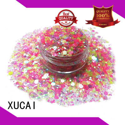 XUCAI face craft glitter professional for cosmetic