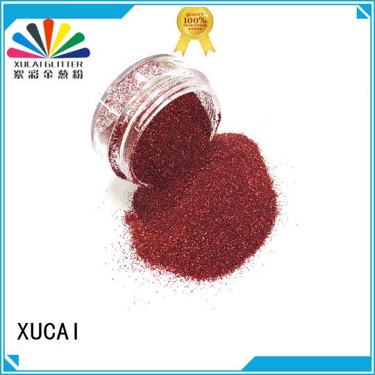 laser holographic glitter powder product XUCAI company