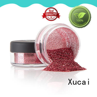 Xucai glitter powder manufacturer for paper printing