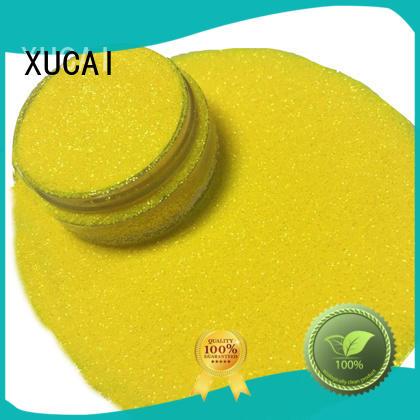 XUCAI safe chunky glitter supplier for body