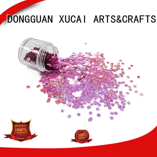 dot holographic glitter fashion supplier for christmas decoration