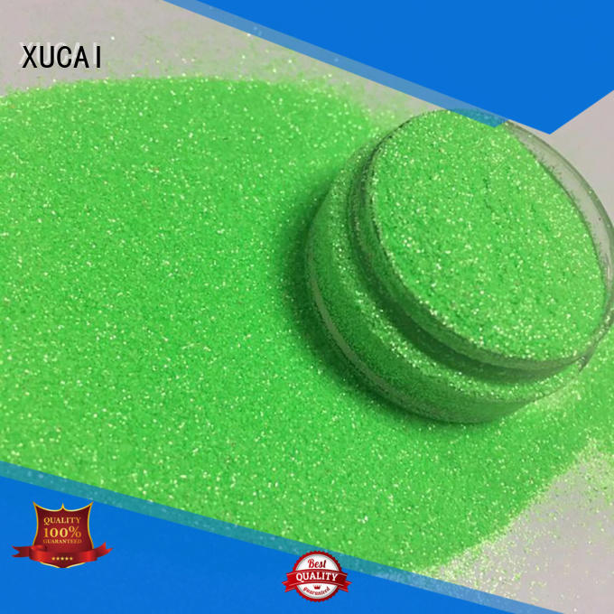 chunky glitter for christmas craft decoration XUCAI