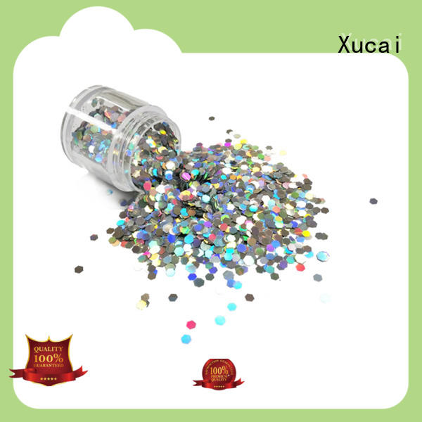 hot selling silver holographic glitter supplier for arts