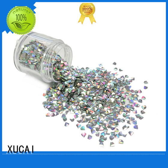 new UV glitter quick shipping for art XUCAI