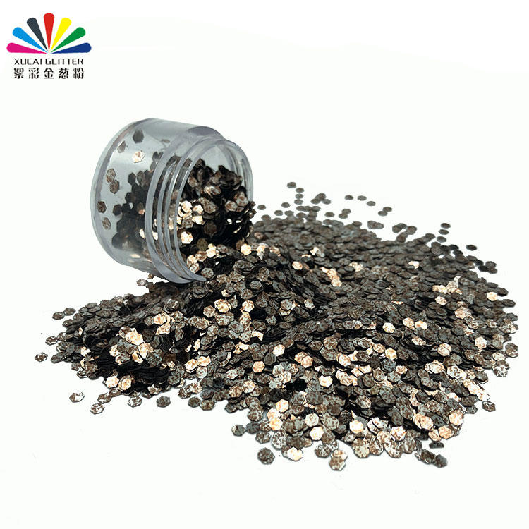 Flake Color Shifting Glitter for Face Body Eye Hair Nail Decoration Glitters